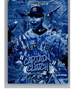 2017 Topps Fire Monikers Blue Chip #M-40 Derek Jeter NM-MT Yankees  ID:1... - $9.89