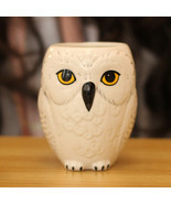 Harry Potter Owl Mug Ceramic Mug Coffee Cup Cute Office Mugs Christmas G... - ₹1,362.43 INR