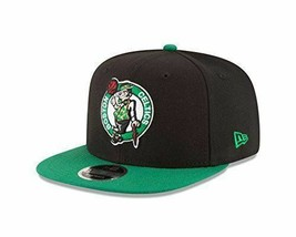New Era NBA Boston Celtics 9Fifty Original Fit Black 2Tone Snapback Cap - $32.66