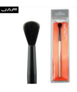 JAF® Soft Goat Hair Tapered Blending Brush Natural Hair Makeup Cosmetic ... - $6.69