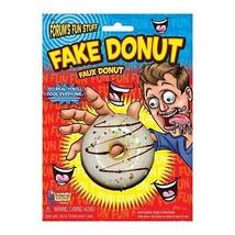 Donut Fake, Joke/Novelty/Prank/Gag Gift - $3.68