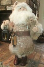 "Bethany Lowe Originals ""Small Forest Santa"" Nostalgia For Nicholas Colle... - $550.00"