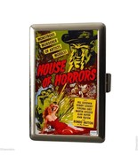 RONDO HATTON HOUSE OF HORRORS CREEPER REAL Cigarette Money Case ID Holde... - $9.45