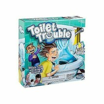 Hasbro Toilet Trouble Tabletop Challenge Game - $26.45