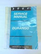 2001 Dodge Durango Service Repair Manual OEM Factory Dealership Workshop - $21.27