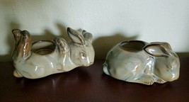 PARTYLITE bunny tealight candle holder ~ New - $9.99