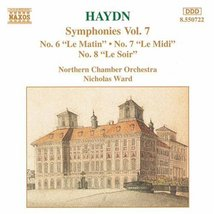 Symphonies 7 [Audio CD] HAYDN image 1