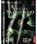 PlayStation 2 : Matrix Path of Neo - $9.95