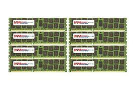 MemoryMasters 128GB (8x16GB) DDR3-1333MHz PC3-10600 ECC RDIMM 4Rx8 1.5V Register - $395.01