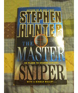 Stephen Hunter The Master Sniper - $6.99