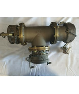 Valve OPW Industrial Tee Flang 4730-00-075-2405 Manifolds Pneumatic Gate - $180.49
