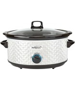 Brentwood Appliances SC-157W 7-Quart Slow Cooker (Pearl White) - $57.83