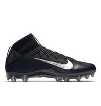 Nike Vapor Untouchable Pro 2 Football Cleats 824470 002 Black White Men'... - $59.95