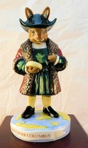 "Royal Doulton Bunnykins Figurine - ""Coumbus"" DB417 - Explorers Collection - $56.99"
