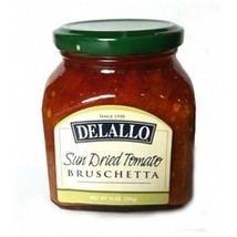 De Lallo Sun Dried Tomato Bruschetta (6x10Oz) - $48.35