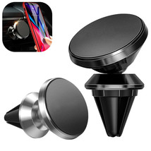 360° Universal Magnetic Car Phone Holder For iPhone Samsung Car Air Vent... - $7.90