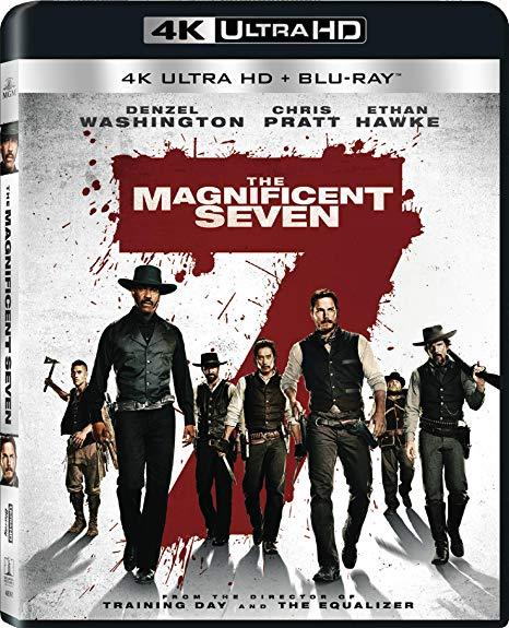 The Magnificent Seven (4K Ultra HD+Blu-ray+Digital)