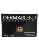 Dermablend Professional Loose Setting Powder Original 1 Oz / 28 g - $26.68