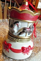 Mr. Christmas Musical Animated Carousel - $14.89