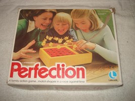 VINTAGE 1975 PERFECTION GAME LAKESIDE - $35.99