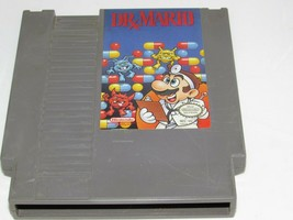Dr. Mario (Nintendo Entertainment System, 1990) - $7.83