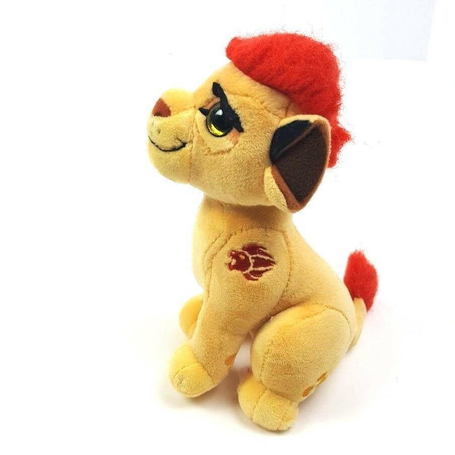 Disney TY Plush Kion The Lion King Guard 2016 Stuffed Animal