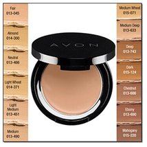 Avon Ideal Flawless Cream Concealer 3 G Mahogany brand new in box - $11.88