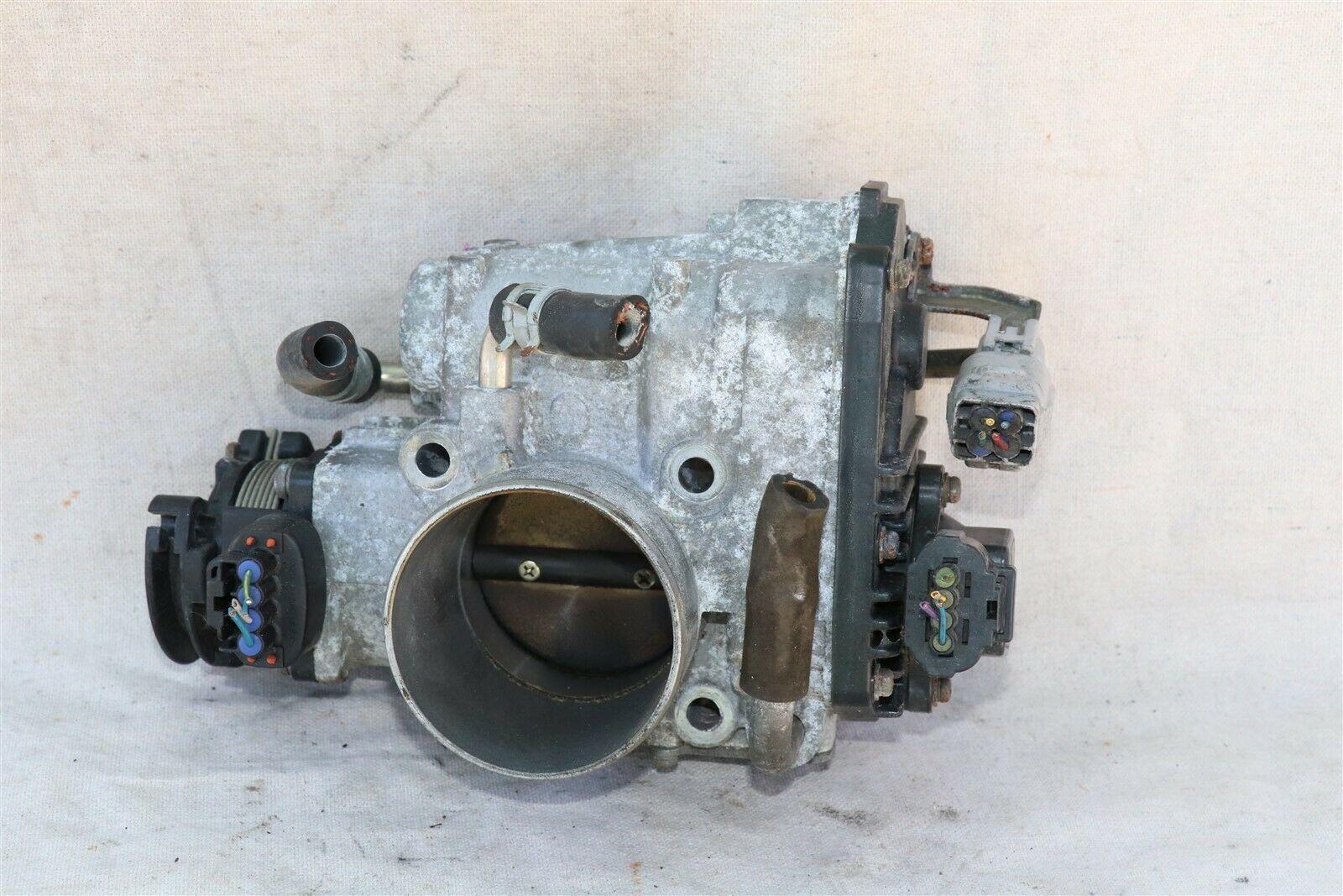 01-02 Toyota 4Runner 02-04 Tacoma Tundra 3.4L V6 5VZ Throttle Body Valve TPS