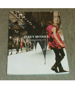Issey Miyake Fashion Collection Women's Catalog 52 page Look Book Winter... - $19.99