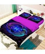 3D Pisces 26 Bed Pillowcases Quilt Duvet Single Queen King US Summer - €94,29 EUR+