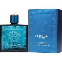 Versace Eros By Gianni Versace Edt Spray 3.4 Oz - $118.00