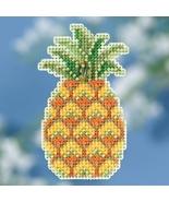 Pineapple Spring Series 2018 seasonal ornament kit cross stitch Mill Hill  - $7.20