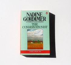 The Conservationist by Nadine Gordimer (1978, Penguin) ~ Used Book, Pape... - $2.68