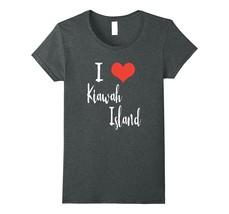 I Love Kiawah Island T Shirt Women - $19.95+