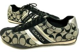 "Authentic Coach ""Jayme"" Casual Monogram Ahtletic Shoes Sneakers Womens S... - €39,58 EUR"