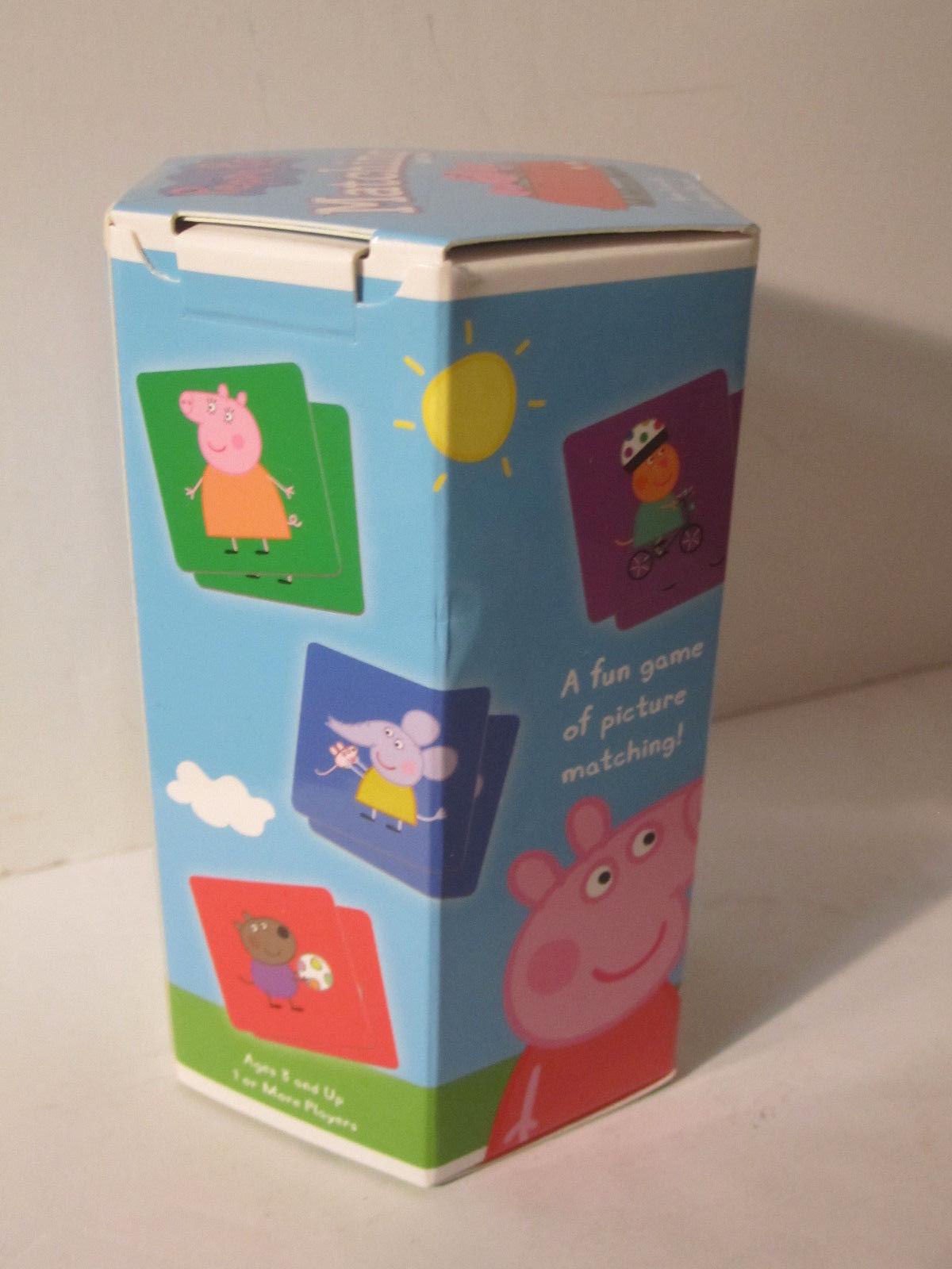 Peppa Pig Matching Game Sorting Game Toddler PreSchool Fun by Wonderforge NEW image 2