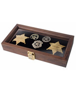 Old West Badge Collection Collectors Take Notice - Brand New Great Gift - $100.00
