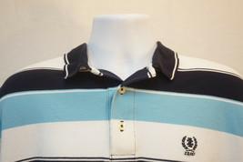 Izod Heavy Cotton Polo Shirt, Striped, Men's 2XLT 8935 - $13.44