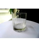 One Clear Crystal Double Old Fashioned Rocks Glass - £9.39 GBP