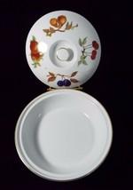 """Royal Worcester Evesham Gold Porcelain Casserole Dish 10"""" Entree Dish & Lid - $59.99"""