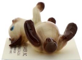 Hagen-Renaker Miniature Cat Figurine Siamese Large Kitten on Back and Walking image 10