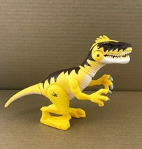 "Jurassic World JW 7"" RAPTOR  Lights & Sounds Dinosaur Action Figure Hasbro - $9.75"