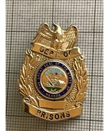Nevada Department Of Prisons Obsolete Corrections Officer Badge - $250.00