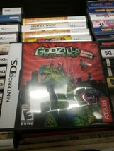 Godzilla Unleashed: Double Smash Complete (Nintendo DS, 2007) - $29.69