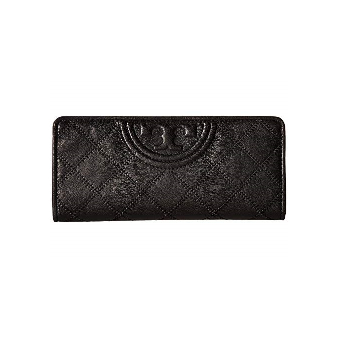 17746851381 1. 1. Previous. Tory Burch Fleming Distressed Slim Envelope Wallet · Tory  Burch Fleming Distressed ...