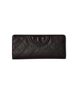 Tory Burch Fleming Distressed Slim Envelope Wallet - $160.00