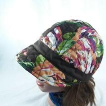 Vera Bradley Hat English Rose Pattern One Size - $12.99