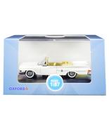 1961 Chrysler 300 Convertible Alaskan White 1/87 (HO) Scale Diecast Mode... - $27.08