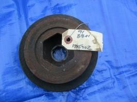90-93 Acura Integra B18A1 crank pulley harmonic balancer OEM engine moto... - $79.99