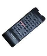 Genuine Sharp Video Cassette Recorder Remote Control Incomplete - $9.79